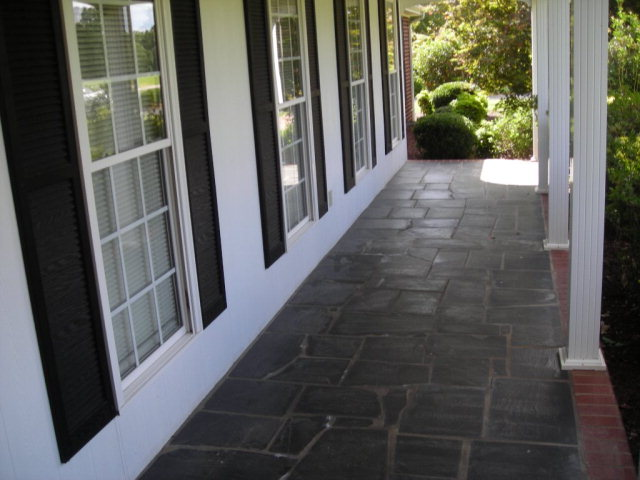 Front Porch Slate